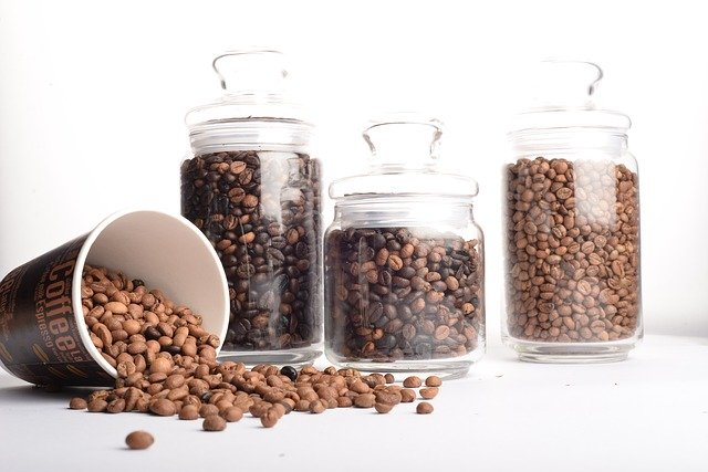Storage of your roasted coffee beans