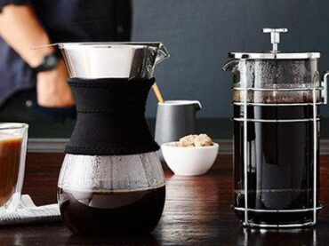 Pour Over Coffee Vs. French Press