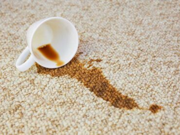 How to Get Coffee Out of a Carpet