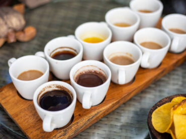 Easy Coffee Tasting Guide